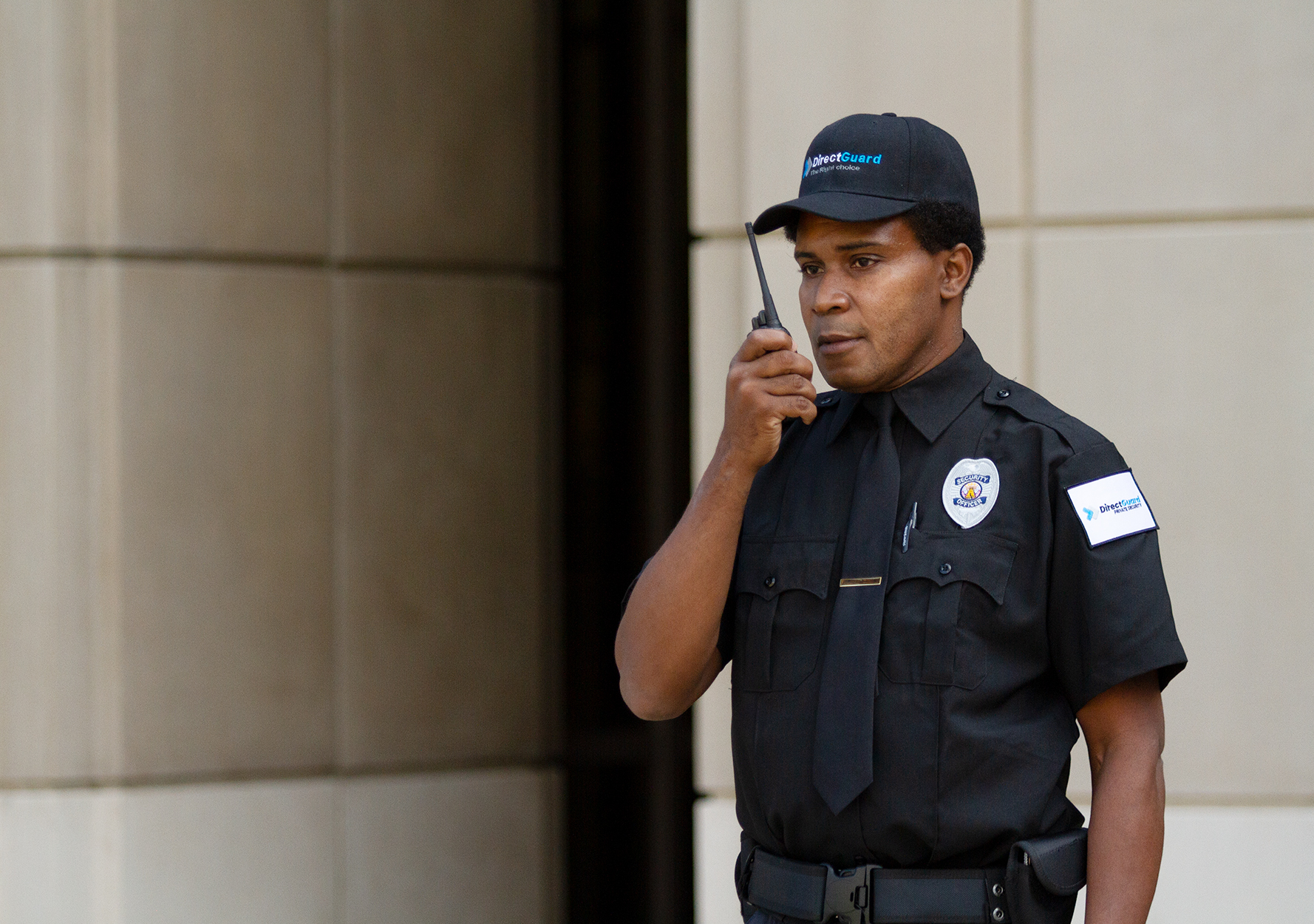 Security Guard in California