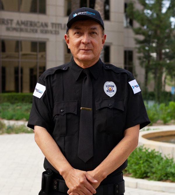 Unarmed Security Guard in California